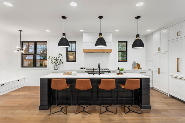 Exciting & Intuitive Kitchen Trends for 2021
